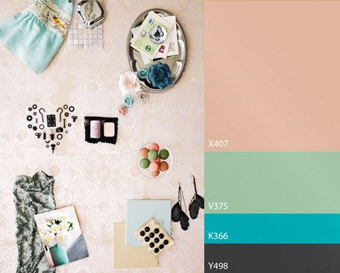 color trend by Tikkurila