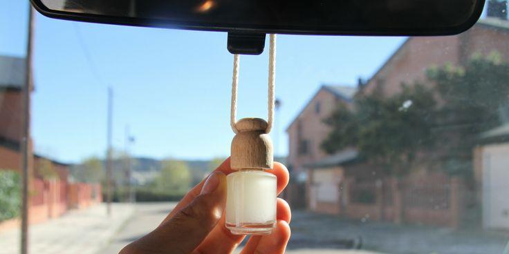 ambientador natural para el coche