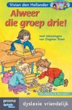 Er zijn zes nieuwe boeken verschenen met het lettertype Dyslexie: - Alweer die groep 3 - Feest met de klas - Aanvallen! - Een topteam! - De dikke bende van De Korenwolf 1 - De dikke bende van De Korenwolf 2