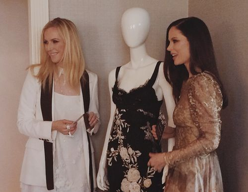 Brides: Five Minutes with Georgina Chapman and Keren Craig of Marchesa
