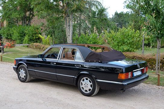 320 best mercedes s class w126 customized images on for Mercedes benz interest rates
