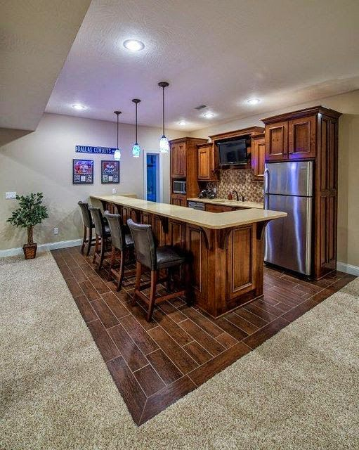 Using carpet, hardwood & tile for creative floor transitions   Indianapolis Flooring Store