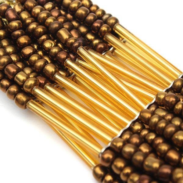 Only US$1.82 , shop Bohemian Retro Colorful Multilayer Beaded Bracelet Bangle For Women at Banggood.com. Buy fashion Multilayer Bracelets online.