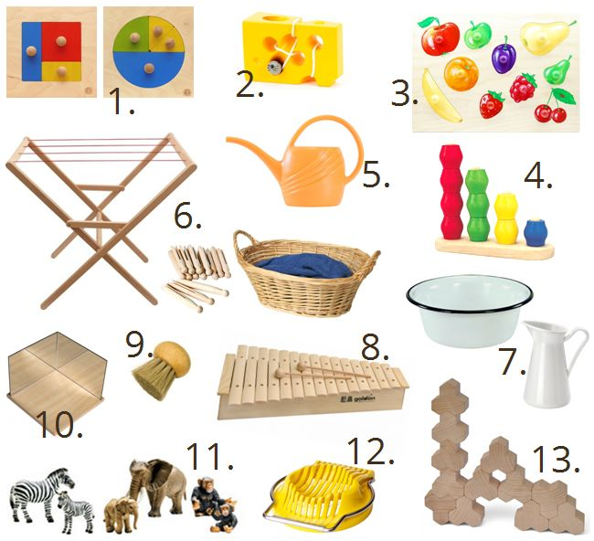 Geschenkideen, Geburtstag, Vorbereitete Umgebung, Montessori Für Zu Hause,  Spielsachen