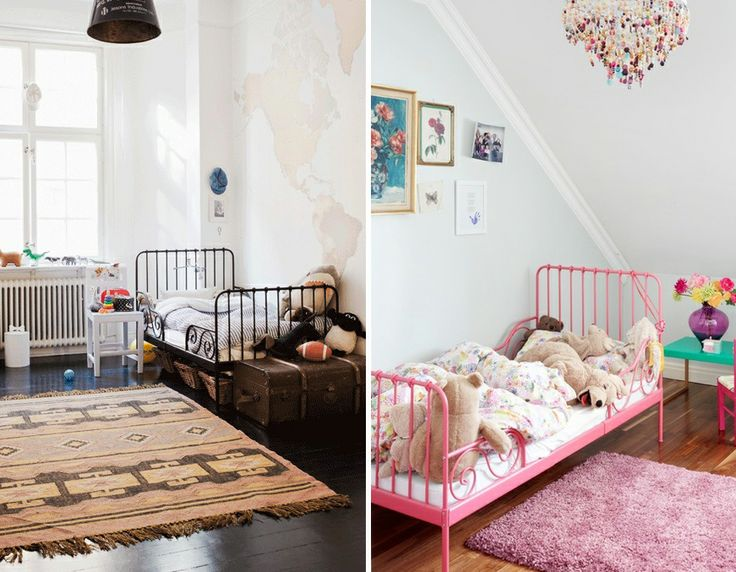 Ikea Floor Lamp Room Divider ~ IKEA'S Minnen kids bed inspiration  NOLOMAG  kids rooms + nurseries