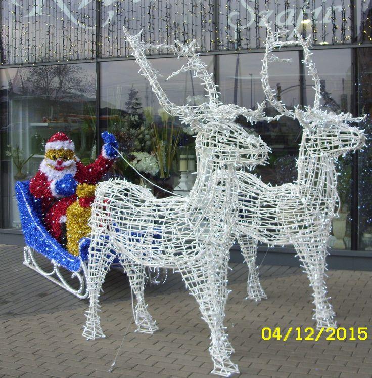 dekoracja świąteczna,Grudziądz