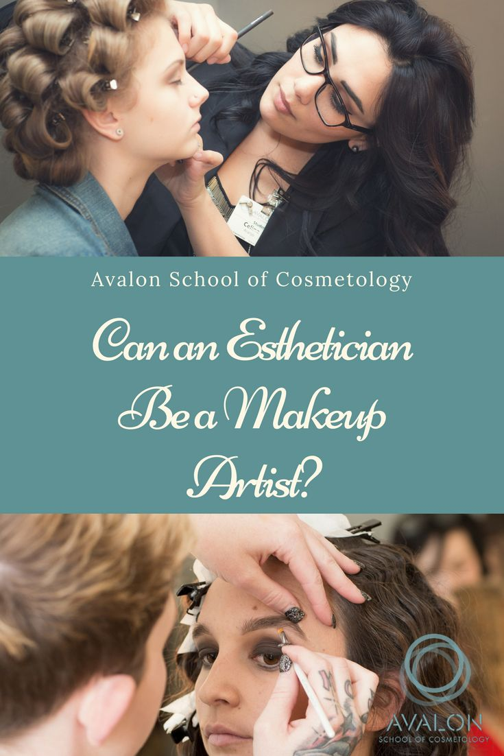 CAN AN ESTHETICIAN BE A MAKEUP ARTIST?  Many cosmetology professionals want to know, can an esthetician be a makeup artist? Estheticians who wish to make a switch or expand their career might want to consider becoming a makeup artist. There is a high demand for skilled makeup artists and experienced estheticians can often fit the requirements perfectly. If you are wondering