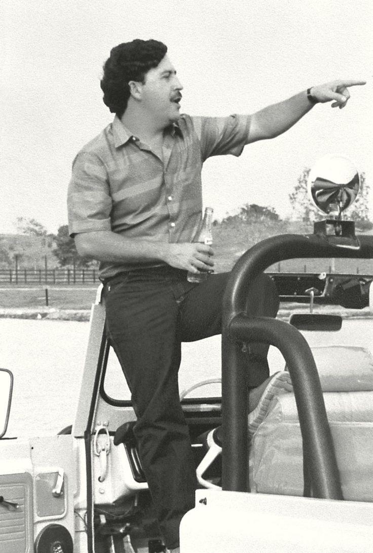 Pablo Escobar                                                                                                                                                                                 Mehr