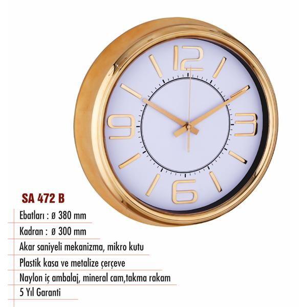 ... Duvar Saati SA 472-B ... Tüm ürünler için beğen >>> @propagandakktc