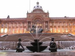 The Birmingham Council House Wedding Venue for Civil and Wedding Reception.