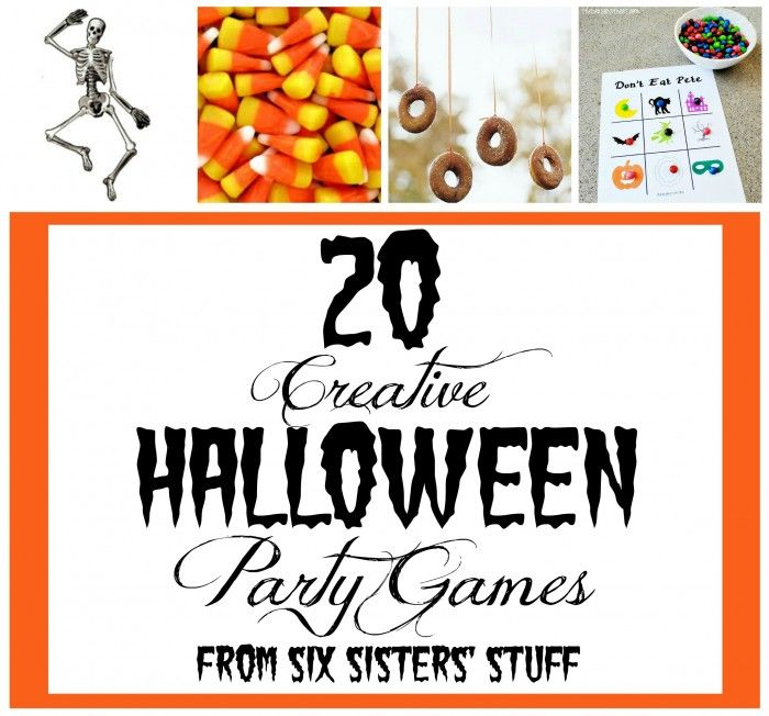 these 20 halloween party games from. Black Bedroom Furniture Sets. Home Design Ideas