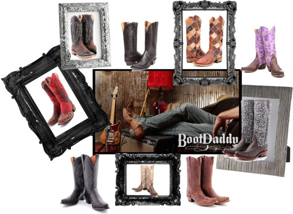 """""""Boots For Ladies-Works of Art""""   Boots for ladies available at www.bootdaddy.com"""