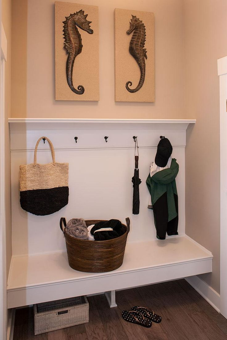 Mudroom With Bench And Hooks The Chester Floor Plan Drees Homes Cleveland