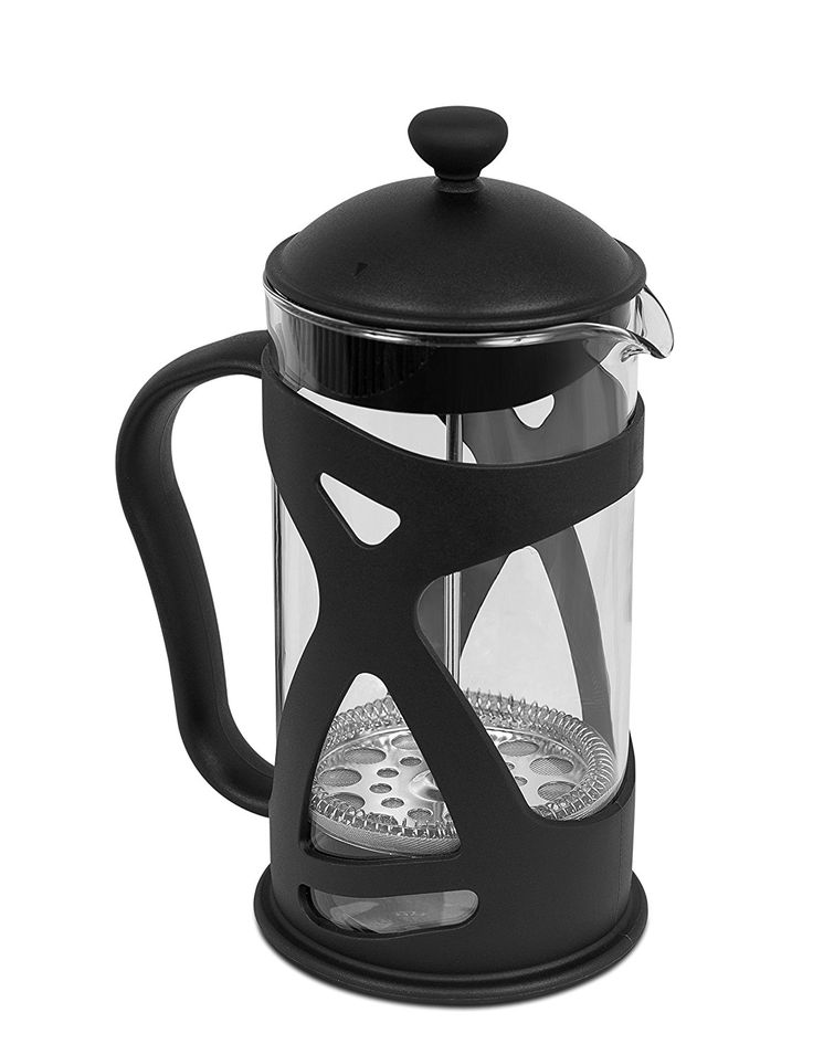 Best french press 8 cups coffee maker glass