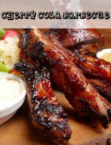 ... Ribs, Cola Barbecues, Rib Recipes, Barbecue Ribs, Cherries Cola, Ryan