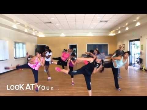 Cardio kickbox workout with Kaycee - 60 Minute Advanced - YouTube