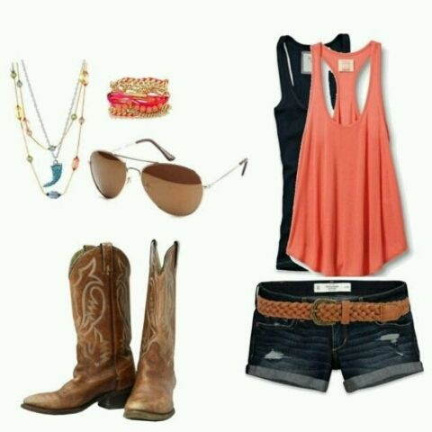 boots  <3: Country Concert, Cowboy Boots, Country Girl, Style, Dream Closet, Summer Outfits, Concert Outfit, Country Outfits