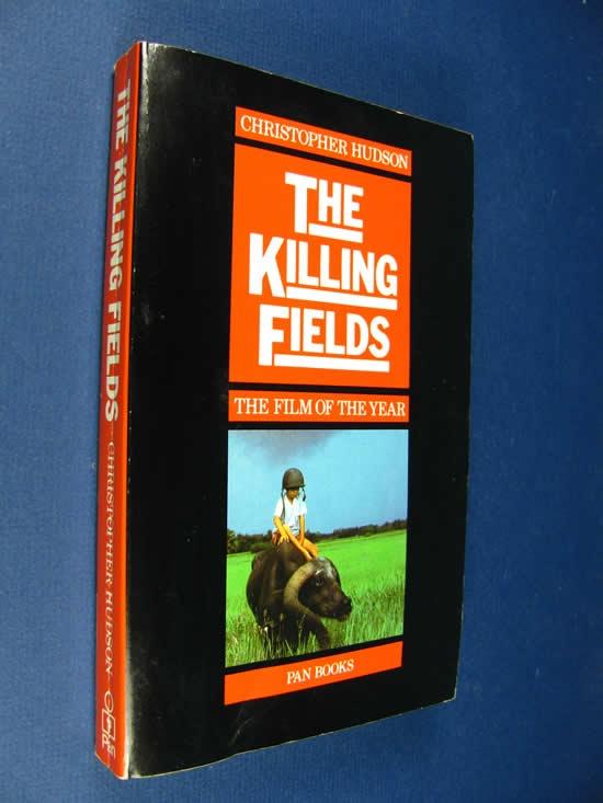 The Killing Fields    Christopher Hudson    http://www.usedtravelbooks.com.au