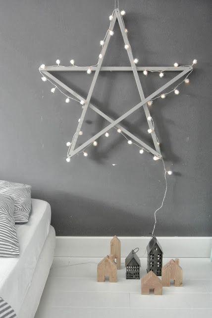 die besten 25 weihnachtsstern beleuchtet ideen auf pinterest weihnachtsbeleuchtung auf. Black Bedroom Furniture Sets. Home Design Ideas