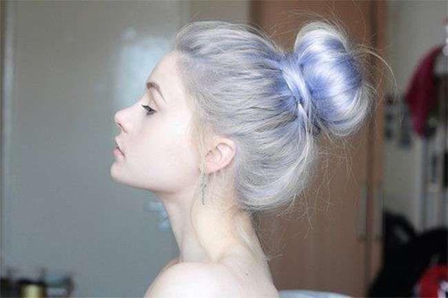 Rosa Quarzo e Azzurro Serenity capelli 2016  (Foto 26/40) | Stylosophy