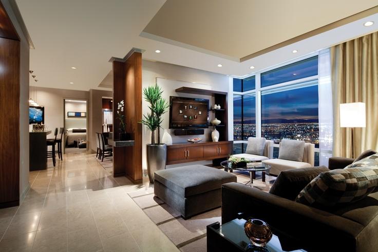 Las Vegas Hotels Suites 2 Bedroom Decoration Brilliant Review