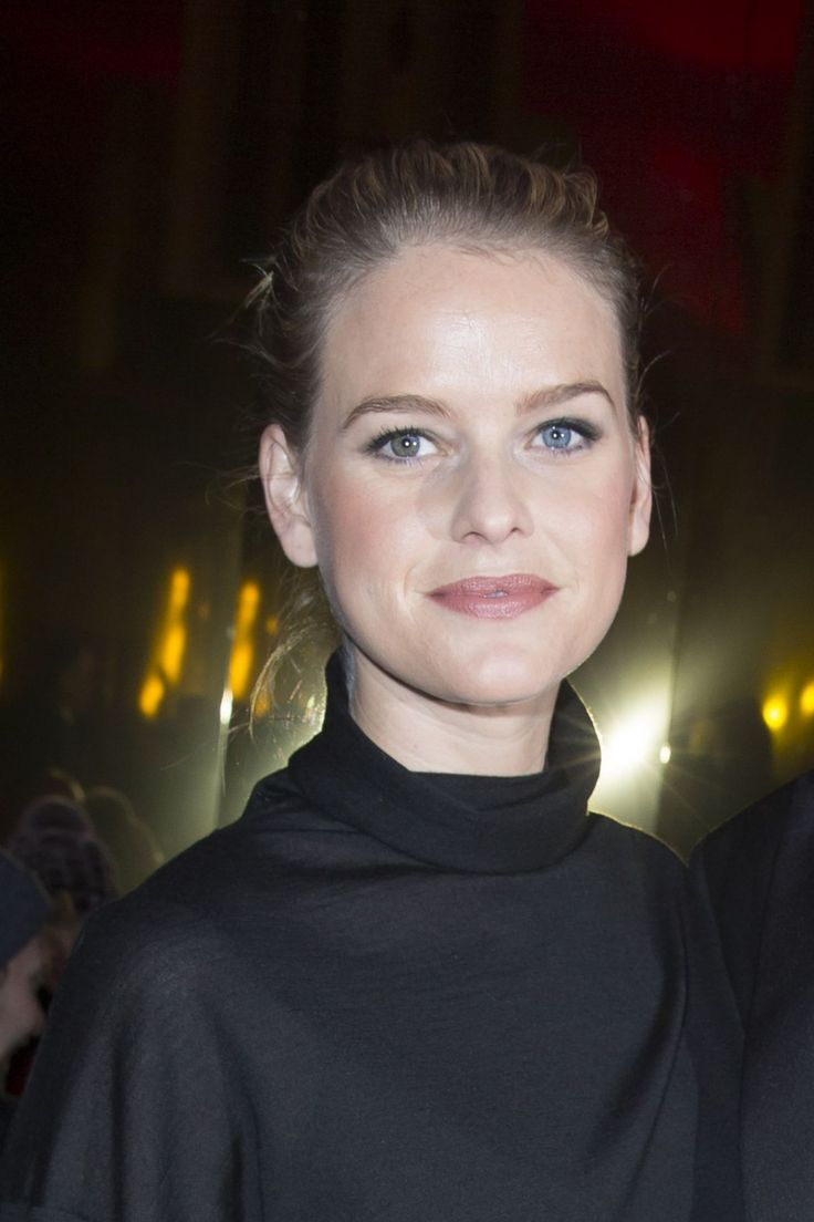 "breathtakingwomen: ""Alice Eve at the Schiaparelli Fashion Show, Paris (2015) """