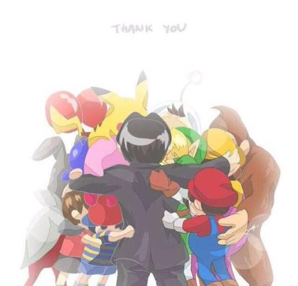 One year ago today. Rest in peace, Satoru Iwata. You gave us all an extra life!
