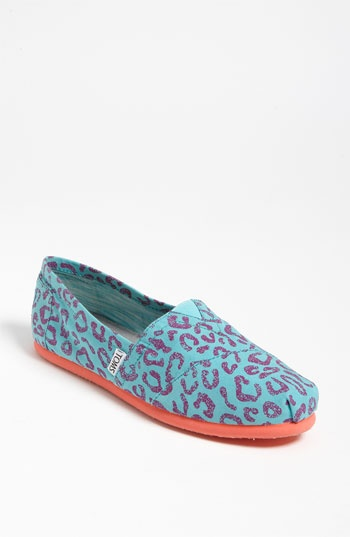 TOMS 'Brushed Leopard' Slip-On (Women)(Exclusive) available at Nordstrom