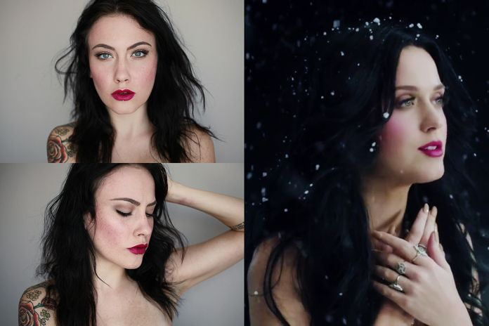 "Makeup Tutorial Monday|Katy Perry ""Unconditionally"" 