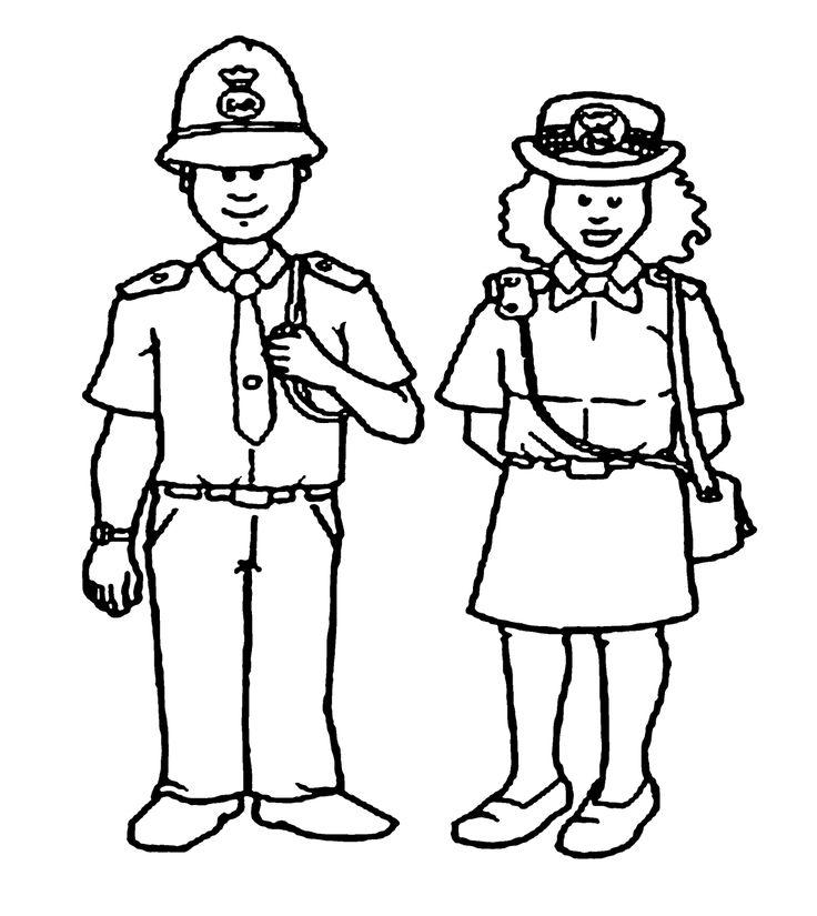 9 Mewarnai Gambar Polisi Masjid Mobil Naruto Kity Kartun Coloring Pages For Kids Police Women Teddy Bear Coloring Pages