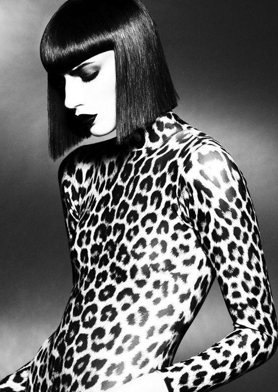 2009 British Hairdresser of the Year Collection - Akin Konizi