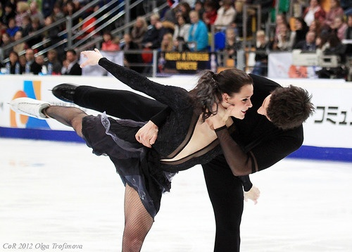 Tessa Virtue and Scott Moir   Carmen Free Dance