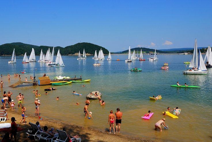 Lake Solina - Polanczyk, Podkarpackie