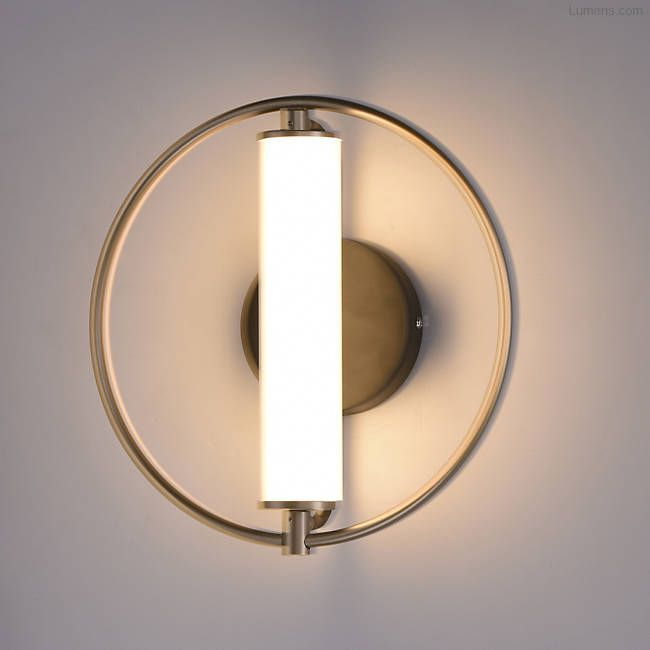 Flare Led Wall Sconce Wall Sconces Sconces Wall Lamp