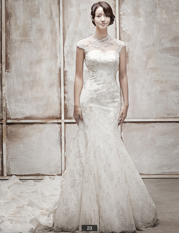 Outstanding Korean Bridal Gowns Pattern - Dress Ideas For Prom ...
