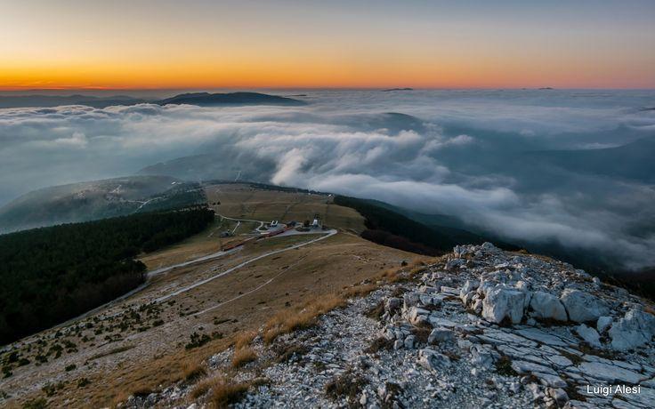 Frontignano di Ussita - Parco Nazionale monti Sibillini