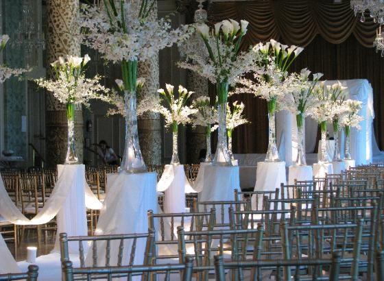Exceptional Silver Wedding Decoration Ideas Wedding Ideas Silver Wedding Decoration  Ideas 560x410