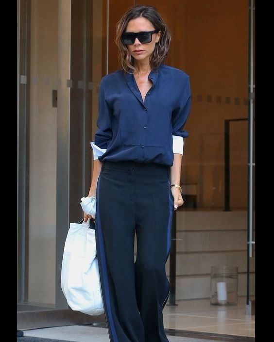Victoria Beckham just launched a new beauty line with Estee Lauder and it's already creating buzz.