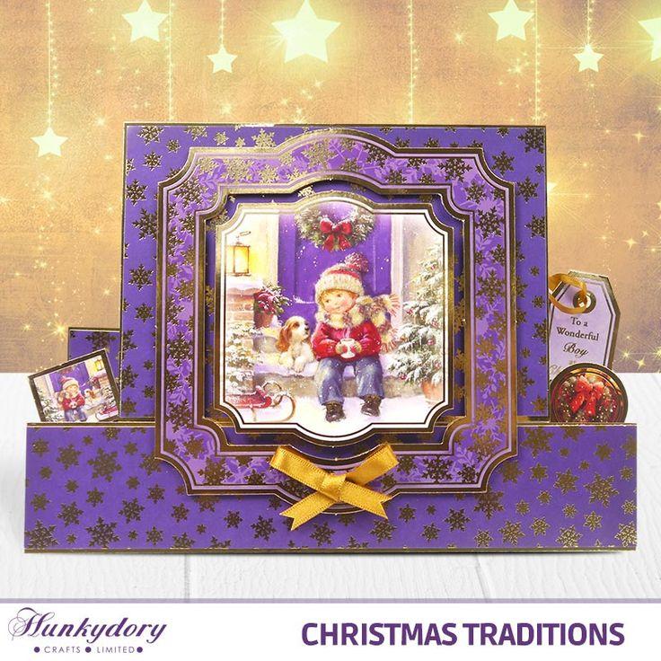Christmas Traditions - Hunkydory | Hunkydory Crafts