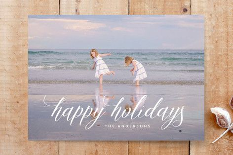 holidays lettering Custom Stationery by Phrosne Ras at minted.com #merry #happyholidays #foil #gold #rosegold #merrychristmas #photocards #minted #holidayscards #cards #christmas #holiday #happynewyear #cheers #love #merrybright #religious #bright #joy #clean #simple #modern #elegant #glitter