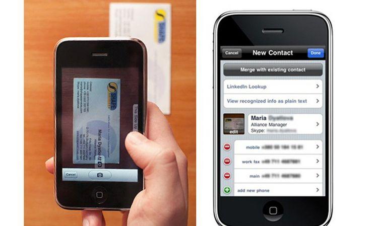 Las Mejores Apps con Lectores de Tarjetas de Empresa para iPhone