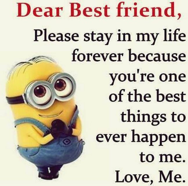 Funny Minion Quotes About Friends: 25+ Best Best Friend Quotes Funny On Pinterest