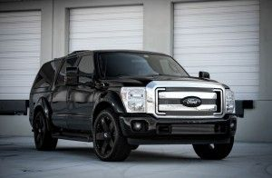 2015 Ford Excursion for sale
