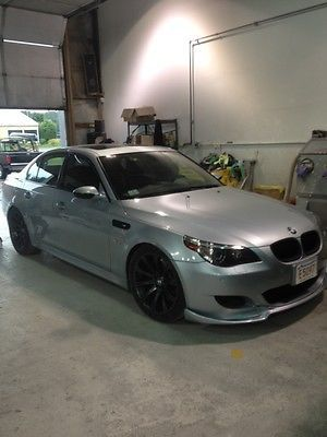 BMW : M5 Base Sedan 4-Door 2006 bmw m 5 base sedan 4 door 5.0 l