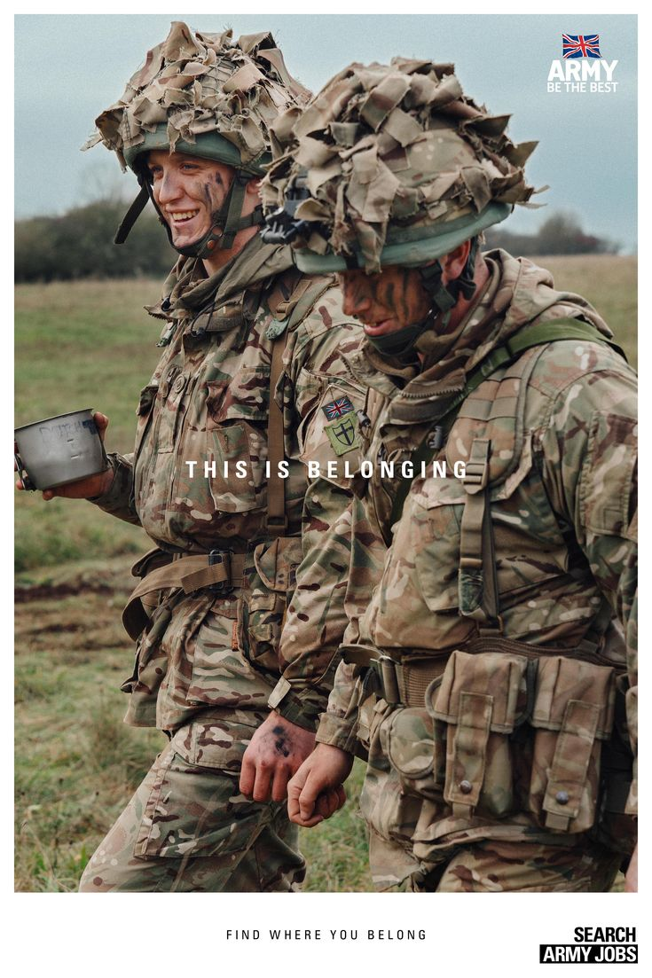 British Army launches a new national recruitment campaign