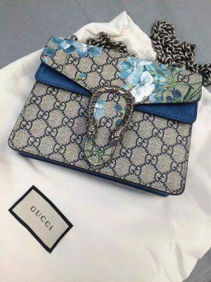 Gucci Borsa A Spalla Dionysus GG Blooms Bag 421970 lamodabags.com  #guccibags…