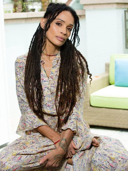 The actress shares her health and beauty regimen, and how she made peace with her hair.