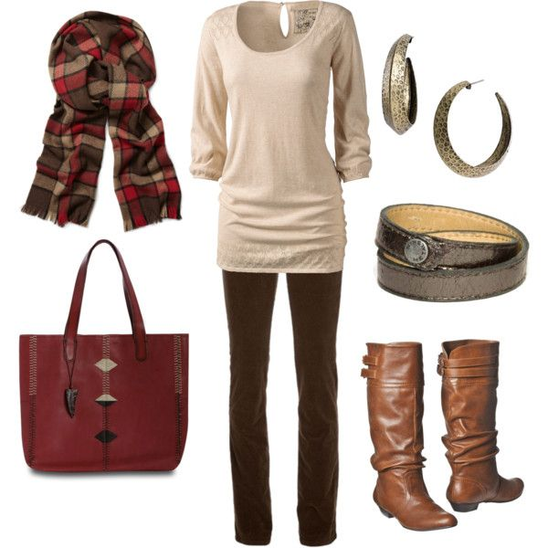 Super cute for fall...: Style, Dream Closet, Fall Outfits, Winter Outfits, Fall Winter Outfit, Fallwinter, Fall Fashion, Cappucino Tuesday, Plaid Scarf