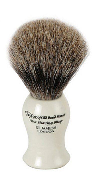 Taylor of Old Bond Street Badger Shaving Brush Ivory Badger Shaving Brush Ivory http://www.MightGet.com/march-2017-1/taylor-of-old-bond-street-badger-shaving-brush-ivory.asp