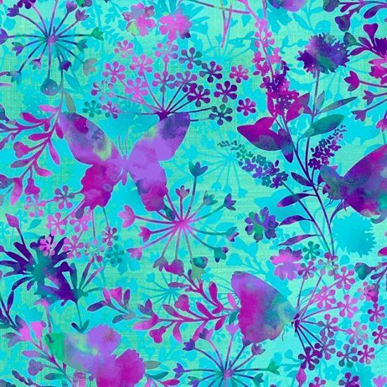 3379-76 Mariposa Meadow by Elizabeth Isles